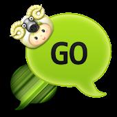 GO SMS - Aries Ram