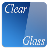 Clear Glass-Launcher icon skin