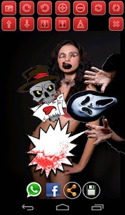 Zombie Photo Booth Free- screenshot thumbnail