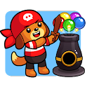 Bubble Shooter & Cute Pirate icon