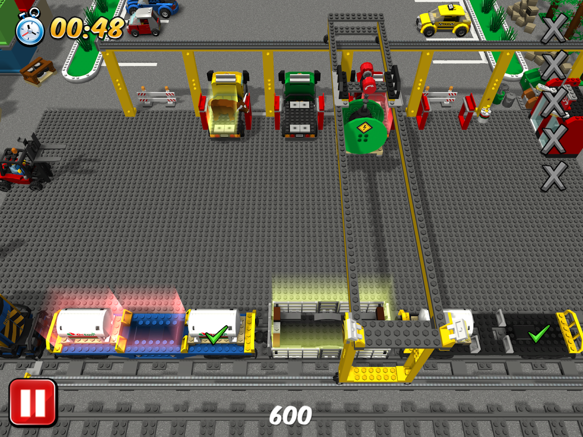 LEGO® City My City: captura de tela