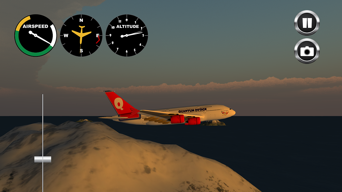 Airplane!- screenshot