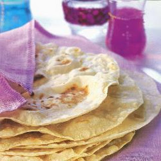 Soft Flour Tortillas Recipe