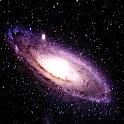 3D cool Nebula logo