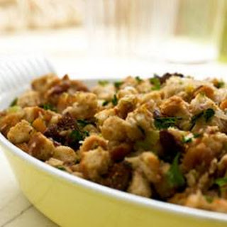 Chestnut, Fig and Honey Stuffing.