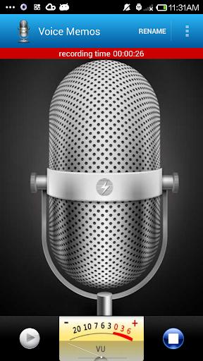 Voice Memos+ Recorder