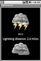 Screenshot of LightningCalc