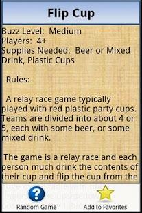 Drinking Games- screenshot thumbnail