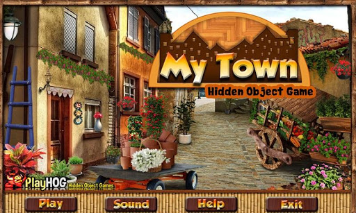 My Town - Free Hidden Objects