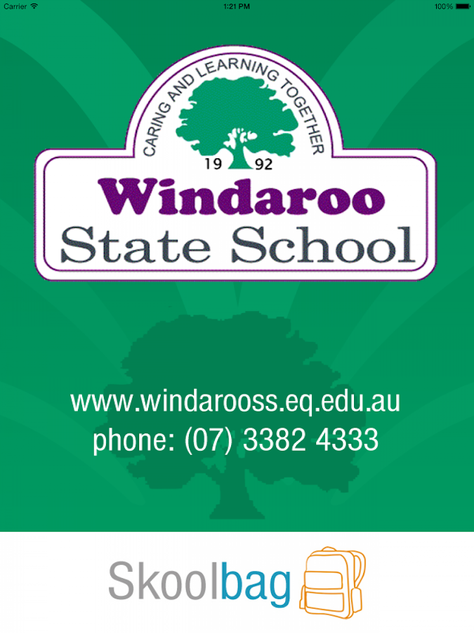 Windaroo State School- screenshot