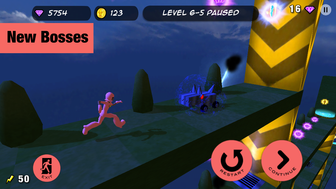 Diversion - screenshot