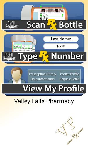 【免費醫療App】Valley Falls Pharmacy-APP點子