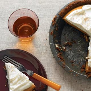 Pumpkin Cream Pie