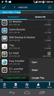 App2SD &App Manager-Save Space- screenshot thumbnail
