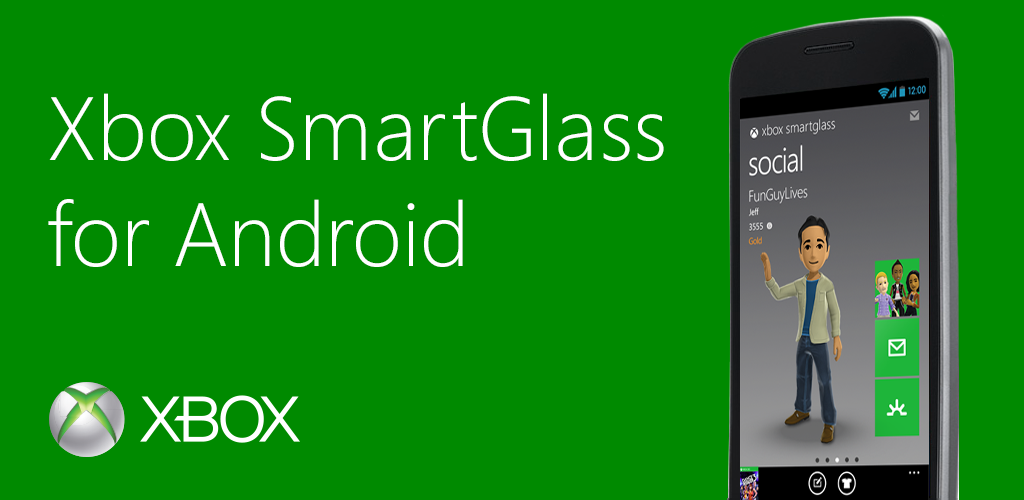 Download Xbox 360 SmartGlass APK latest version app for android devices