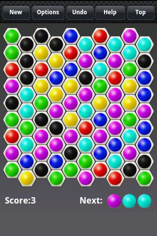 Hexa Lines- screenshot