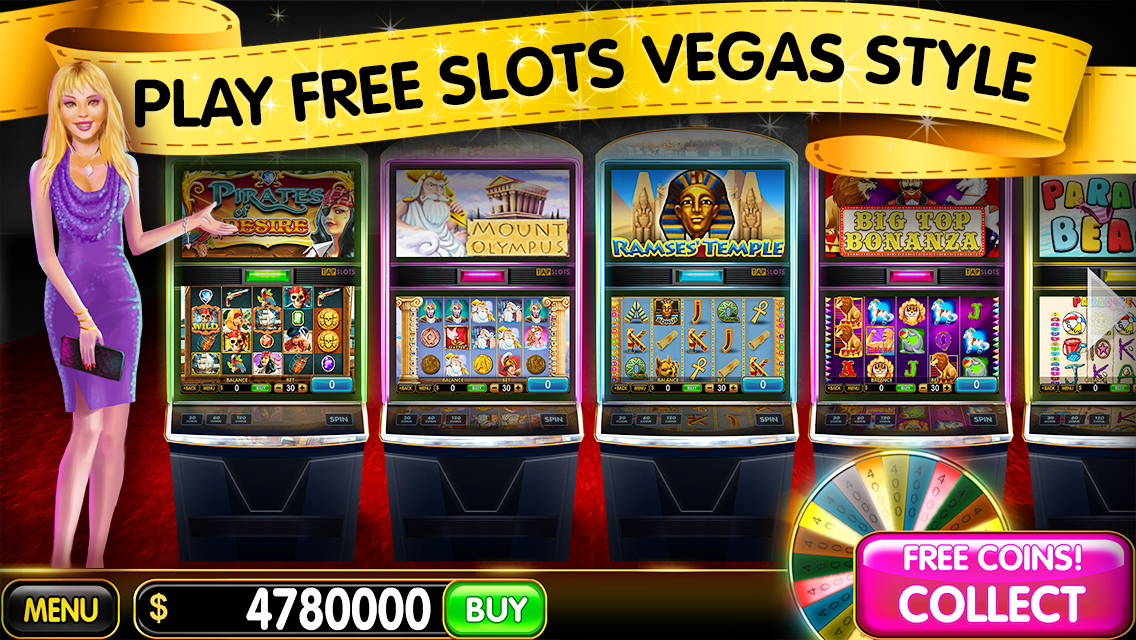 slots free games machines