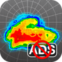 MyRadar Weather Radar Ad Free icon