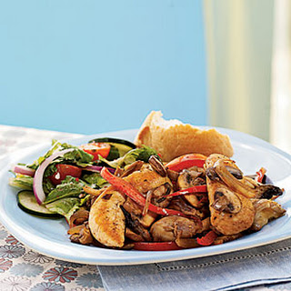 Chicken Bell Peppers Onions Mushrooms Recipes.