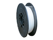 White PRO Series PLA Filament - 1.75mm (1lb)