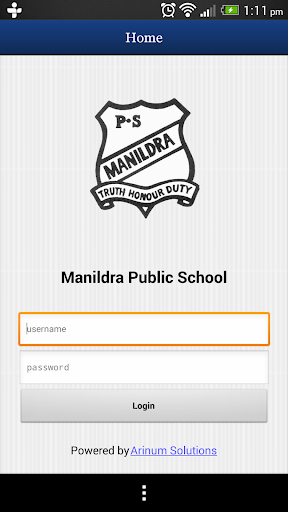 Manildra Public School