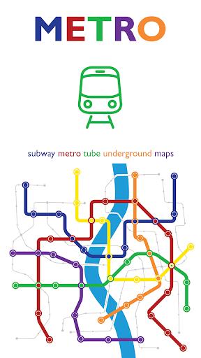Metro Rails World