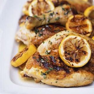Lemon BBQ Chicken