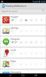 Floating Notifications   Jetzt im Google Play Store