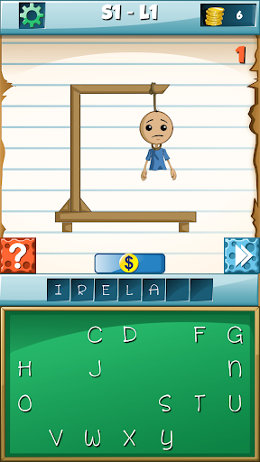 玩免費解謎APP|下載猜單詞遊戲 刽子手 – 猜字游戏 app不用錢|硬是要APP