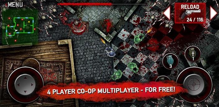 تصویر بازی آندروید SAS: Zombie Assault 3 2.01