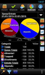 Gestire Spese - screenshot thumbnail