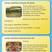 Northern Ireland: Tourism, Lif