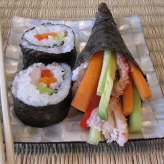 Sushi Cut & Handrolls.