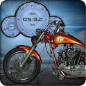 Custom Motorcycle Compass LWP icon