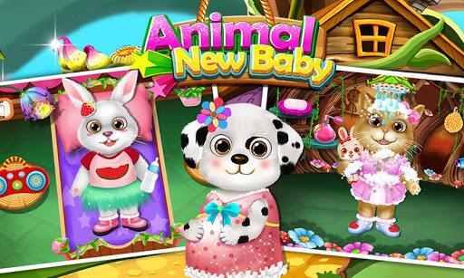 My Newborn Baby: Animal Babies
