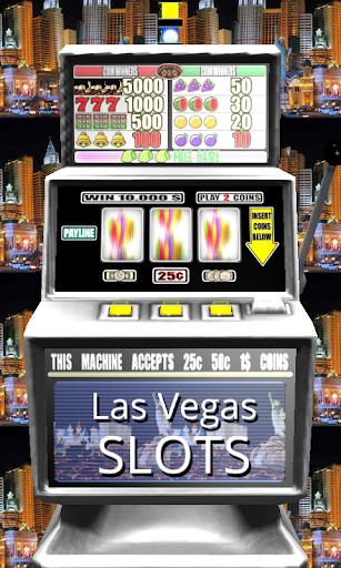3D Las Vegas Slots - Free