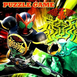 Kamen Rider Puzzle Game 休閒 App LOGO-APP試玩