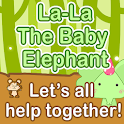La-La3 Let's all help together icon