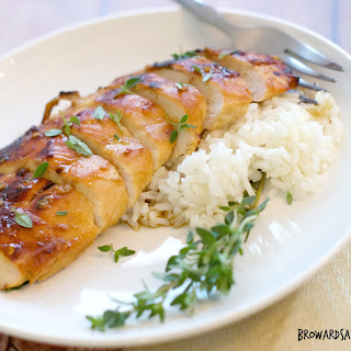 Easy Mustard Chicken Recipe – A Quick Weeknight Meal!