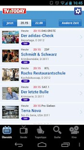 TV Today - TV Programm