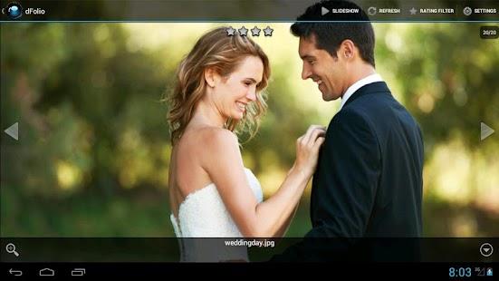 dFolio - Dropbox Photos HD