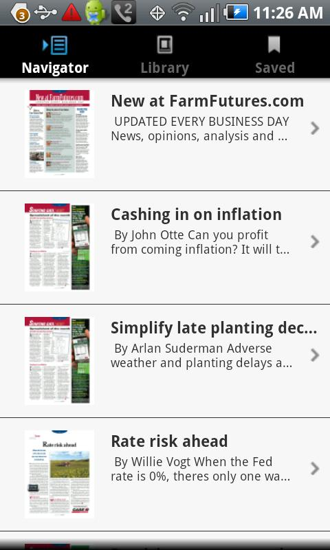 Farm Futures Magazine Live - screenshot
