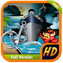 Ghost Ship Free Hidden Object icon