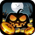 Halloween Coin icon