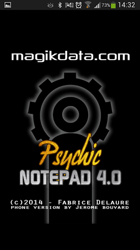 Psychic Notepad 4