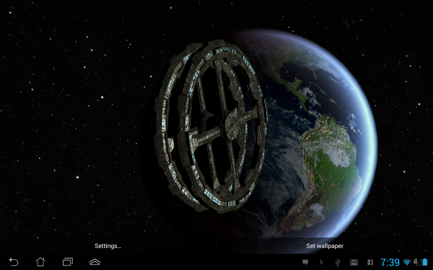 Earth HD Deluxe Edition - screenshot
