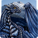 Cold Dragon HD LWP logo