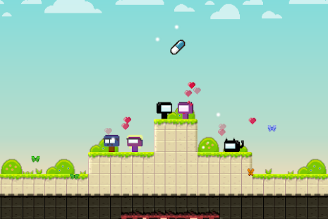 Mercurial Story Platform Game- screenshot thumbnail