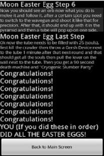 Black Ops Easter Egg Guide
