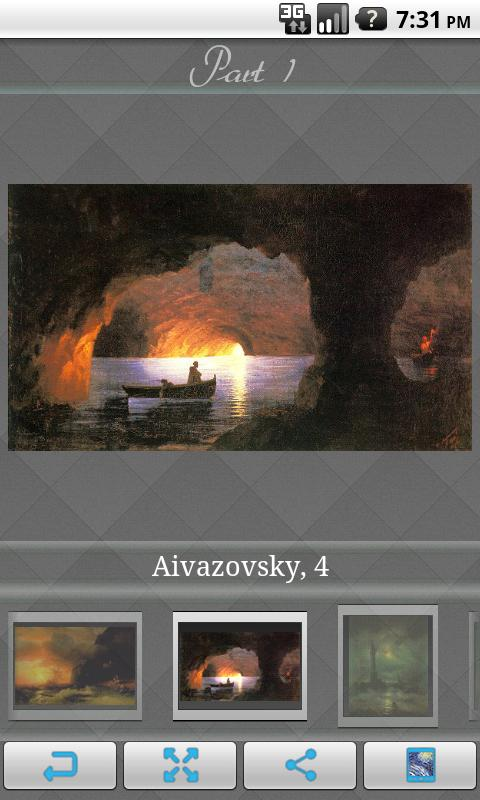 Ajvazovskij Art wallpapers- screenshot
